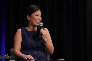 """""""If there are female role models out there, they should be proud to stand out,"""" said Grace Sai of Impact Hub Singapore."""