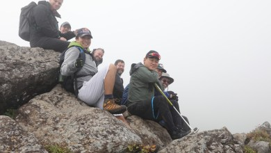 How a cold and rainy mountain climb made us a better team
