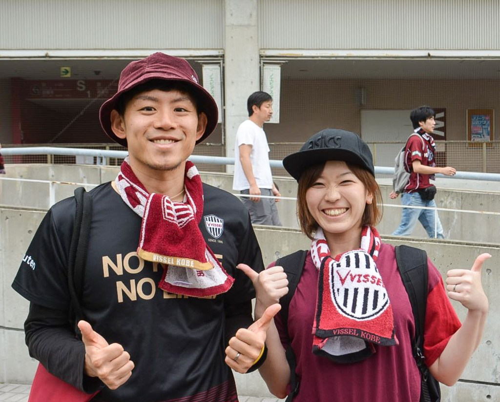 As fans left the stadium buoyed by the arrival of a soccer superstar wearing the Vissel Kobe uniform, the excitement was turning to anticipation, specifically Andres Iniesta's first home game with Vissel Kobe.