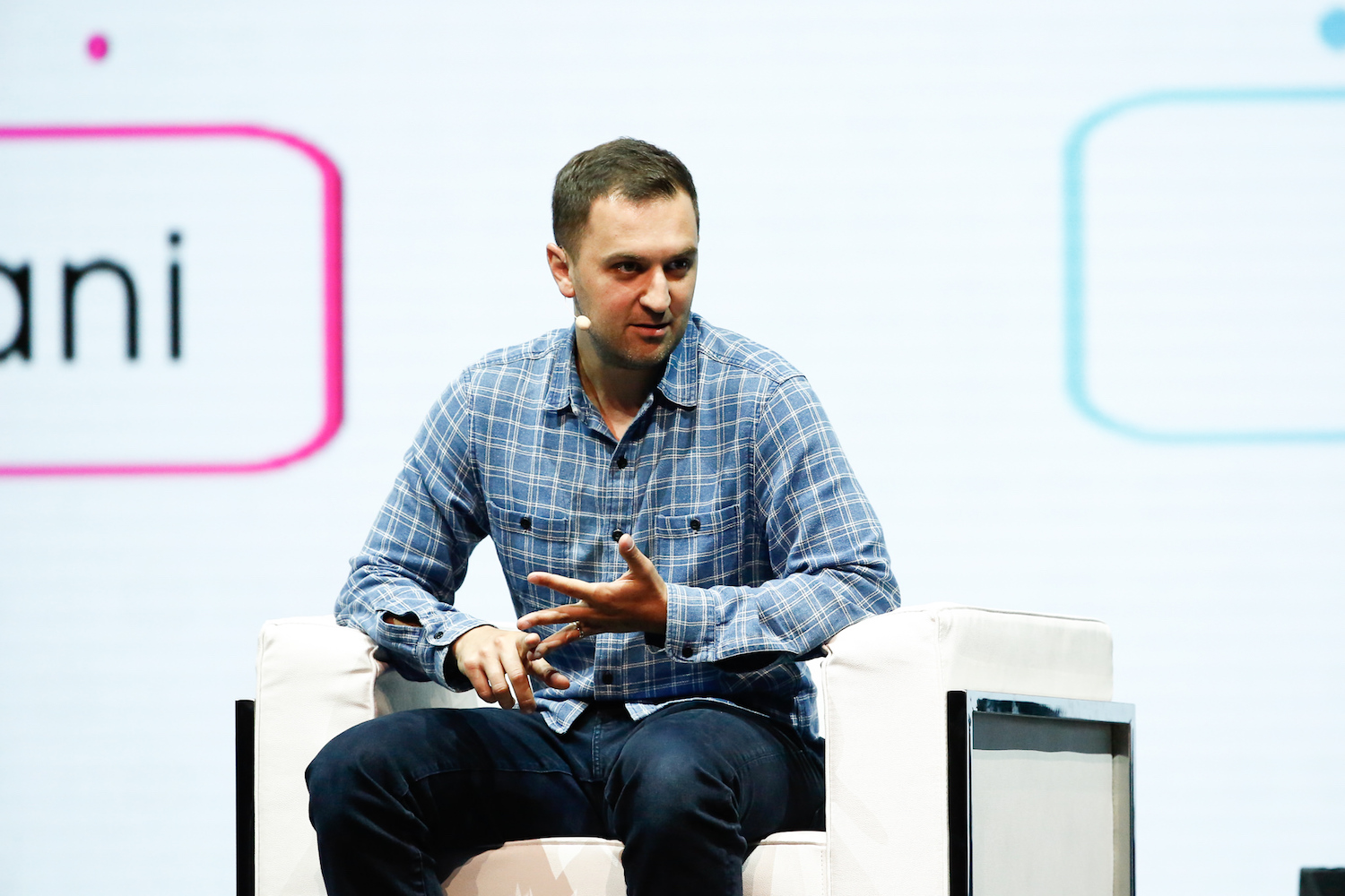With Lyft continuing to pick up momentum in the ride-share industry and some game-changing tech in the works, John Zimmer shared what he is optimistic about.