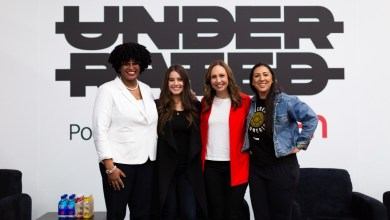 Rakuten held a special 'Women in Sports' panel to kick off day one of Stephen Curry's all-girls Underrated Tour stop in Phoenix.