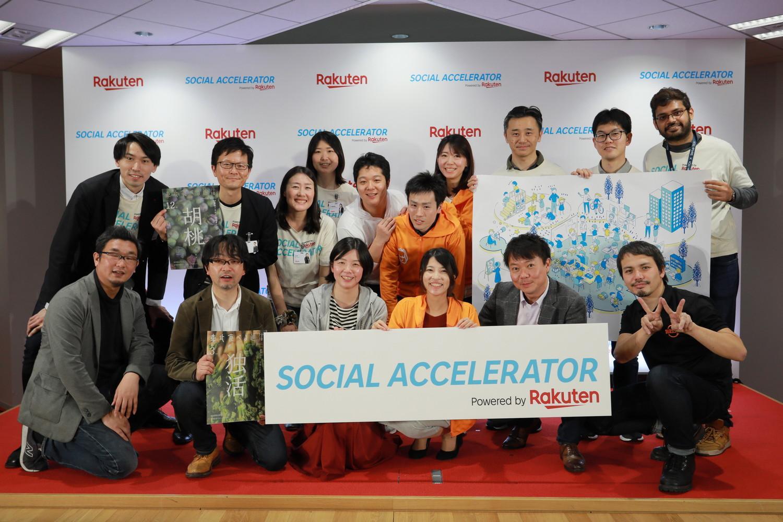 6 months, 6 startups: Rakuten Social Accelerator completes its first batch