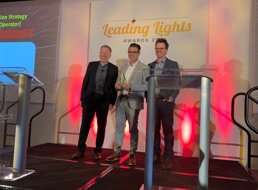 Rakuten Mobile picked up a pair of honors at this year's Leading Lights Awards, which recognize the industry's top companies and executives for outstanding achievements in next-generation communications technology, applications, services, strategies, and innovation.