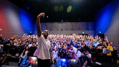 The Rakuten TV NBA Finals public viewing party with Kemba Walker in Tokyo was the company's biggest fan event yet with more than 650 attendees in all.