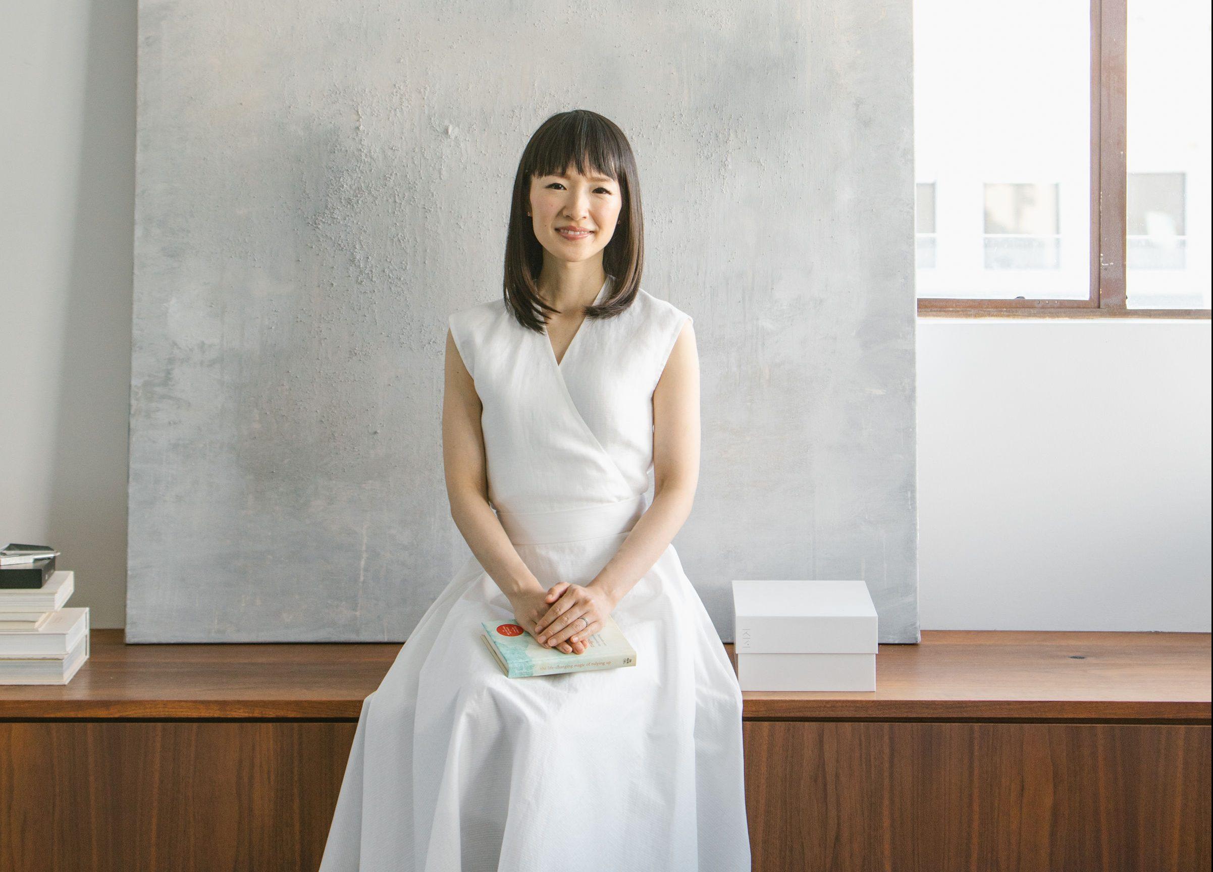Rakuten is sparking joy with a new partnership with Marie Kondo and her company, KonMari Media, Inc.