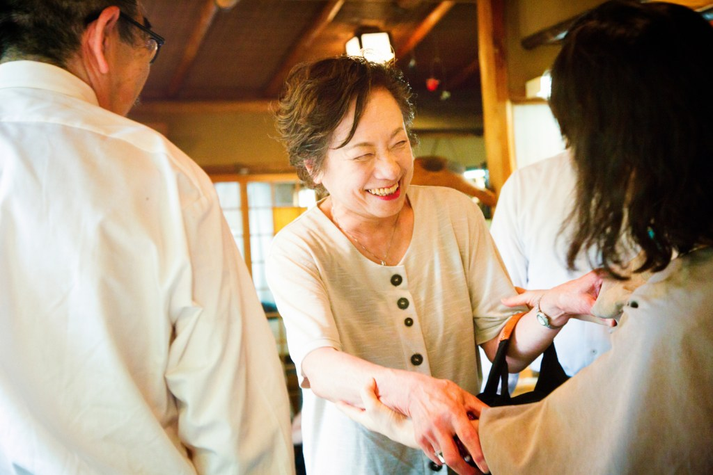 Japan's Respect for the Aged Day has been held each September for more than 50 years.