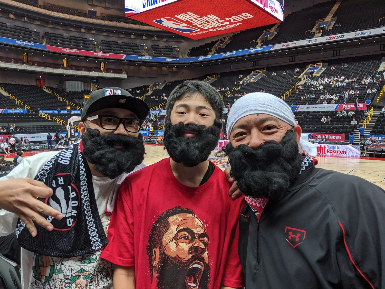 As part of the NBA Japan Games, fans from around the country were treated to an extraordinary evening of entertainment in the form of NBA Fan Night.