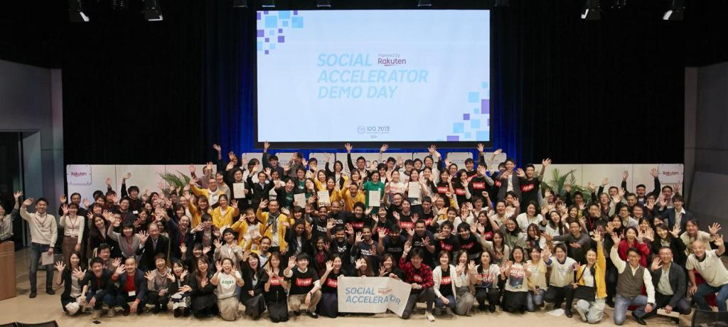 A total of 85 volunteers from Rakuten participated in the program.