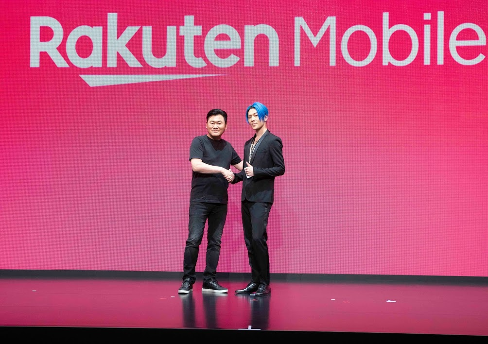 Rakuten Mobile enlisted the help of innovative pop sensation MIYAVI for the launch of its industry-disrupting UN-LIMIT plan.