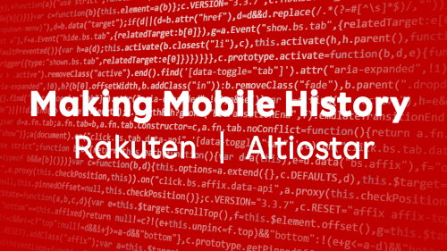 Transforming the Economics of Telecom: Rakuten Mobile and Altiostar reinvent Radio Access Networks (RAN)
