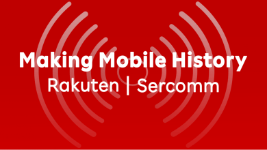 Rakuten Mobile and Sercomm are completing the connectivity puzzle