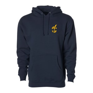 The exclusive Oaklandish-produced hoodie based on Oakland Forever is destined to become a collectors' item for fans.