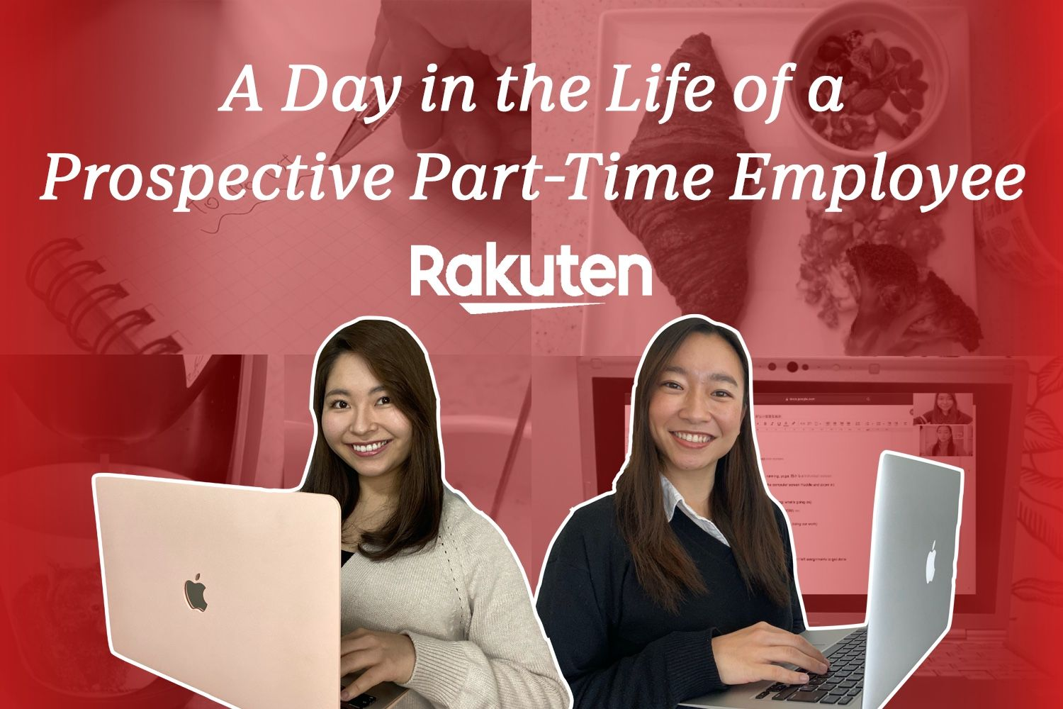 Kickstarting new careers: A day in the life of a prospective part-time employee