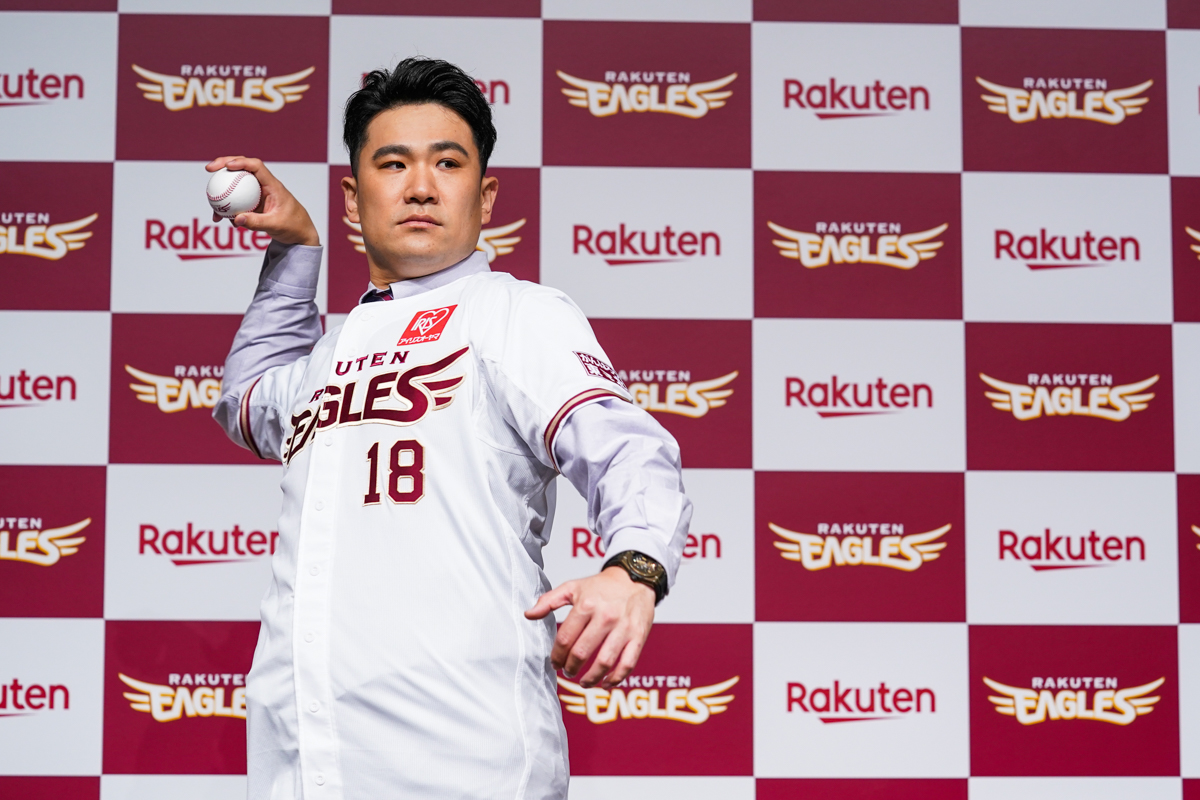 The Tohoku Rakuten Golden Eagles have signed Masahiro Tanaka to a two-year deal, after a seven-year stint with the New York Yankees.