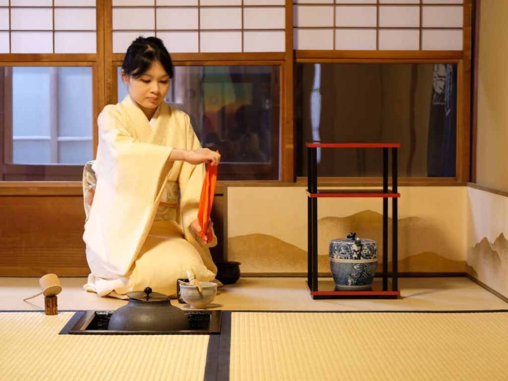 Experience a traditional Japanese tea ceremony from the comfort of your own home.