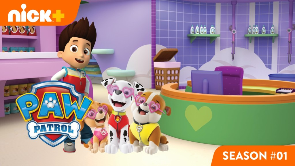 PAW Patrol is a pack of powered-up puppies who protect their home, Adventure Bay.