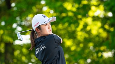 Rakuten announced a new sponsorship agreement with 21-year old up-and-coming star LPGA golfer Mone Inami on April 29, 2021.