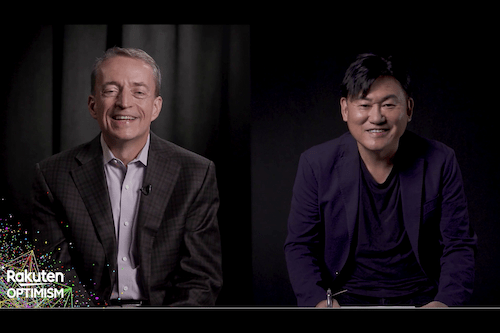 A new kind of connectivity: Intel CEO on why Rakuten Mobile is a template for other operators