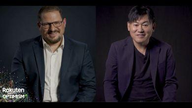 "Rakuten Optimism 2021: ""How 5G Will Empower the Future"" featuring Qualcomm Incorporated CEO Cristiano Amon and Rakuten Group CEO Mickey Mikitani"