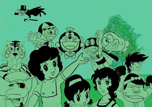 【70年代の漫画(アニメ)】子供の頃に好きだった漫画15選 。