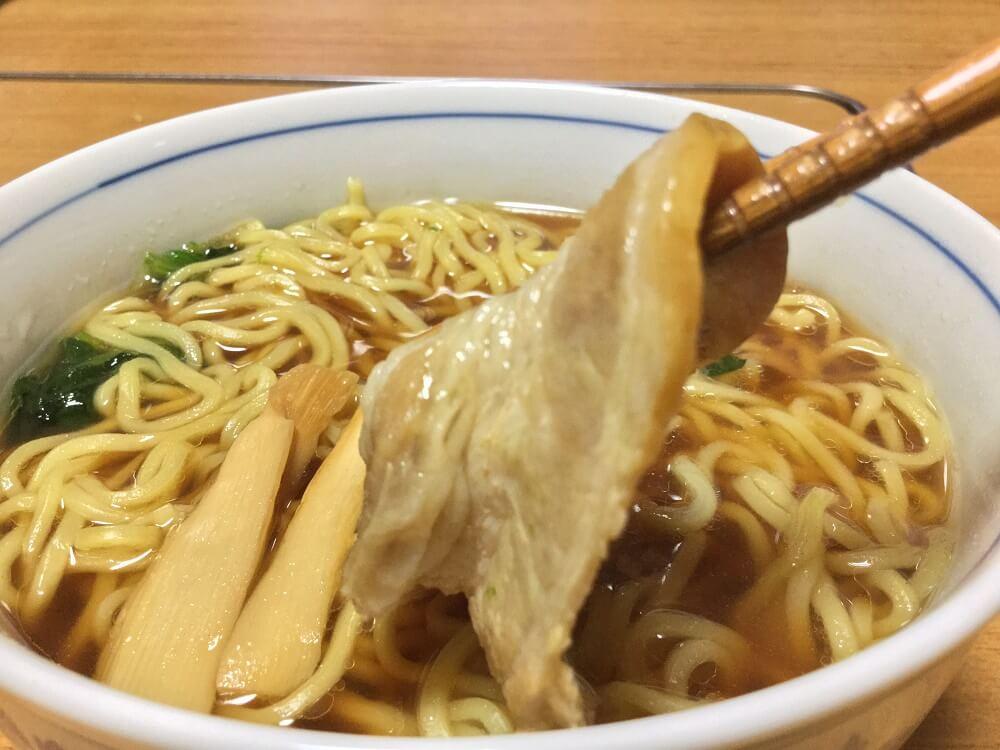 冷凍醤油ラーメン12