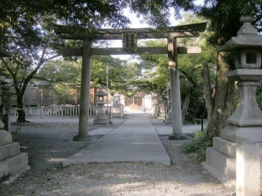 高槻市の初詣はここ!阿久刀神社へ!