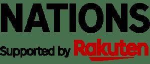 樂天Nations 店家成長工作坊 Rakuten Nations Logo