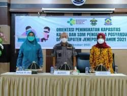 Bupati Iksan Iskandar Buka Orientasi Peningkatan Kapasitas Kader Posyandu