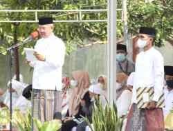 Wujudkan Visi Misi Smart, Bupati Iksan Launching Kampung Qur'an Al-Ihsan