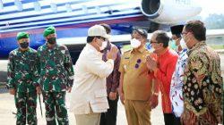 Menhan RI Prabowo Subianto Didampingi Danny Beri Kuliah Umum Mahasiswa UKI Toraja