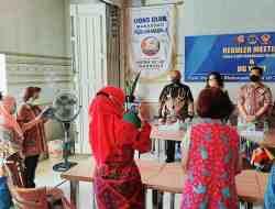 Kunjungi Lions Club Makassar Rajawali, District Governor Erick Suprapto Berikan Arahan