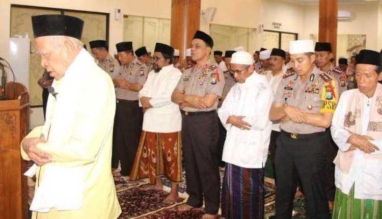 Waka Polda Jatim Laksanakan Safari Ramadhan2