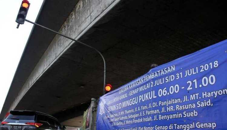 Ganjil Genap DKI Jakarta
