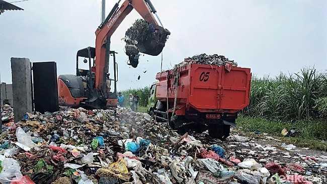 TPA Sampah di Sidoarjo