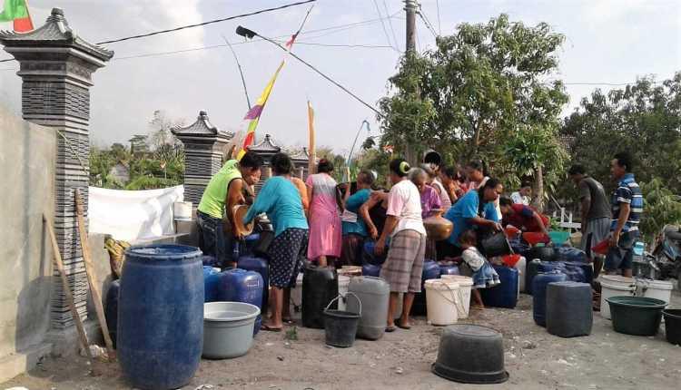 BPBD Bojonegoro Dalam Sehari, Distribusikan