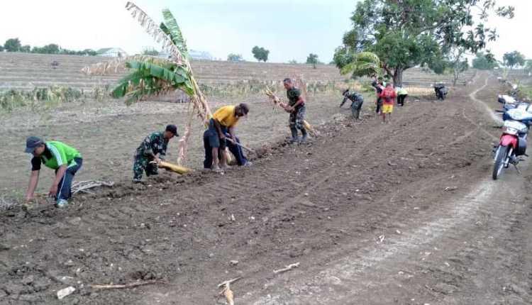 Laksanakan Binter Terpadu, Kodim Bojonegoro Buka