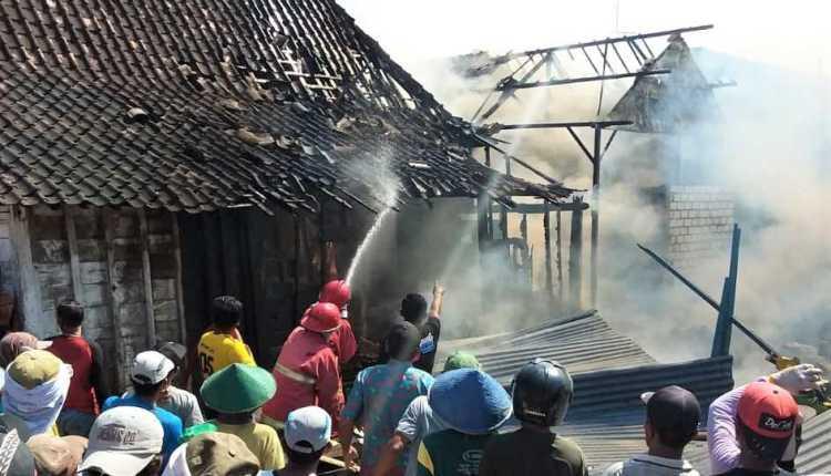 Musibah Kebakaran di Bumirejo, Kepohbaru
