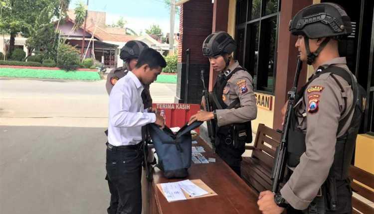 Pasca Bom Bunuh Diri di Polrestabes Medan,
