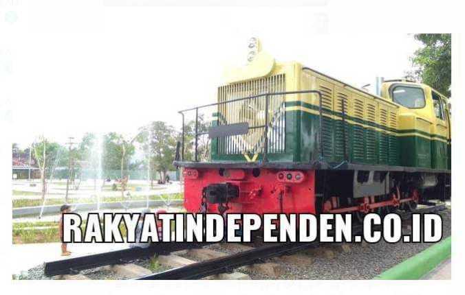 taman lokomotif