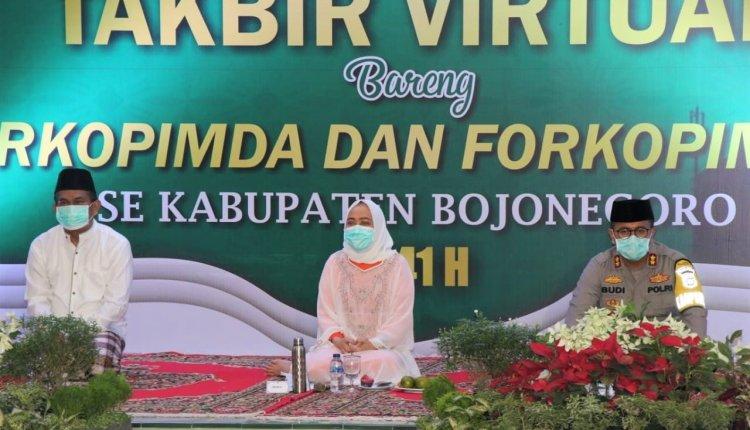 Antisipasi Penyebaran Covid-19, Pemkab Bojonegoro