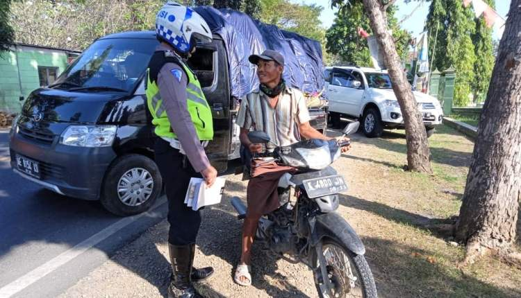 Ops Patuh Semeru 2020 Polres Bojonegoro Hari Ke-3,