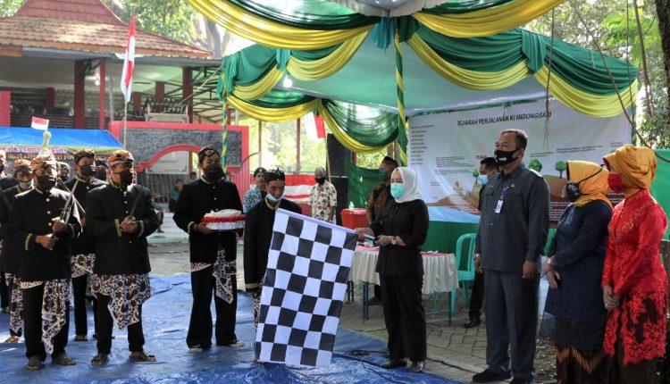 Bupati Bojonegoro Hadiri Peringatan Haul Ki Andong Sari Ke-328 Tahun 2020,