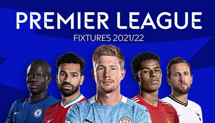Jadwal Premier League 2021/2022 Resmi Dirilis, Spurs vs Man City di Laga Pembuka