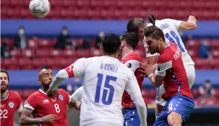 Hasil Chile vs Paraguay di Copa America 2021: Gol dan Assist Pemain Newcastle United Sukses Bekuk Chile