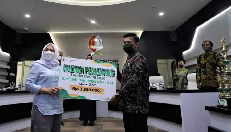 bupati bojonegoro launching logo hjb
