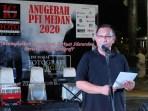 Plt. Wali Kota Medan Akhyar Nasution. Foto: dokumentasi PFI Medan