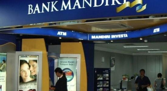 Ilustrasi bank Mandiri. Foto: Media Indonesia