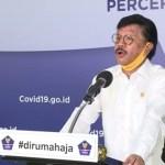 Menteri Komunikasi dan Informatika Republik Indonesia, Johnny G. Plate dalam Konfrensi pers. Foto: Tangkapan layar