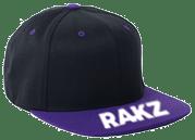 Rakz Hustle New Era® Snapback