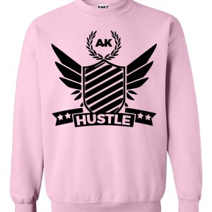 rakz hustle crew neck